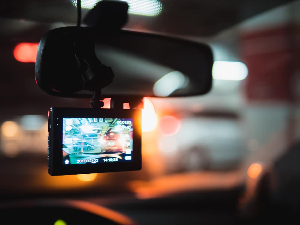 why use a dash cam